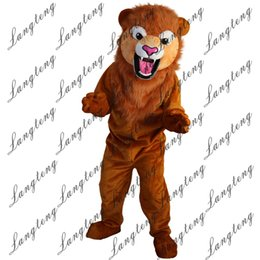 a2cba6e24 2018 New High Quality Lion Mascot Costumes For Adults Circus Christmas  Halloween Outfit Fancy Dress Suit Free Shipping003 Sc 1 St DHgate.com