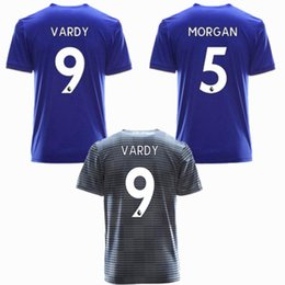 2018 2019 Leicester Soccer Jersey City 18 19 MORGAN HUTH VARDY home away  best quality football shirts S-2XL 187bc6168