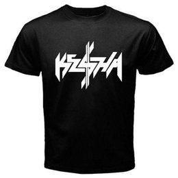 Ingrosso Logo Music Tee Tshirt Nuovo T-Shirt uomo Taglie da S a 3XL VENDITA CALDA 2018 New Fashion Brand Uomo Tee Tinta unita maniche corte 100%