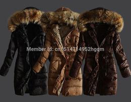 $enCountryForm.capitalKeyWord Australia - New Arrival Hot Sale Ladies Down Jacket Fur Collar Winter Jacket Coat Khaki Black Brown Fashion Warm Women's Down Coat Parkas