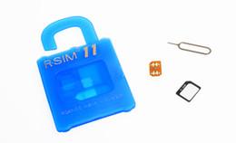 $enCountryForm.capitalKeyWord UK - R-SIM11 For iphone7 6S 6 plus 5S 5 IOS10 IOS 9 ios8 7 GSM CDMA WCDMA 4G 3G unlock sim Rsim11