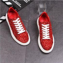 $enCountryForm.capitalKeyWord Canada - 2018 New style Fashion Rivet Mens Comfort Loafers Rivets Round Toe Men Shoes High Quality Men Flat Shoes Fashion Desinger Trend Shoe J56