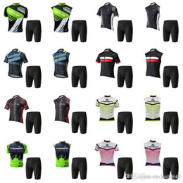 merida cycling jersey sets NZ - 2018 MERIDA Cycling Short Sleeves Sleeveless Vest Breathable Quick dry 3D gel pad bib shorts sets clothing mens summer bicycle jersey F0832