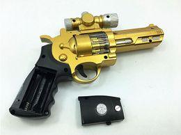 $enCountryForm.capitalKeyWord NZ - LNL toys Gun Prop Pistol Costume Toy Rifle Gun toys Working Slide Gold