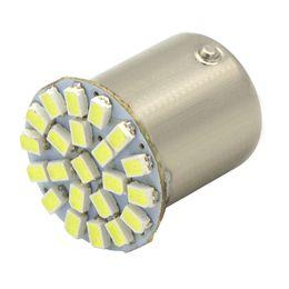 1157 bay15d brake light bulb online shopping - 2pcs SMD Car LED Lamp P21W BAY15D V Auto Brake Bulb Turn Lights Parrking Lamp Bulb DC12V White Yellow Car styling