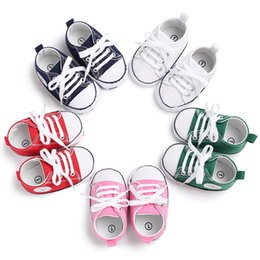 $enCountryForm.capitalKeyWord Australia - 5pairs 10pcs cheap wholesale fashion Kids Baby Sports Shoes Boy Girl First Walkers Sneaker Baby Infant Soft Bottom walker Shoes fashion baby