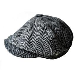 b3e7e5b7bcccd Moda newsboy gorras para hombres y mujeres gorras gorras planas gorra de  diseño Ocio y mezcla