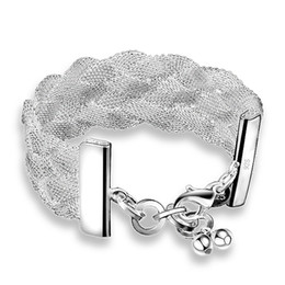 Easter gifts for teen girls online easter gifts for teen girls 2018 brand new young girl net braided bracelet for party women teens girls christmas gifts wholesale 10pcs lot dropshipping negle Image collections