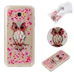 Cover S5 Butterfly Australia - Shockproof Cartoon Soft TPU Case For Samsung Galaxy A7 2017 J310 J3 J5 S5 NOTE8 Huawei Mate 10 Moto G5 PLUS OWL Bear Flower Butterfly Cover