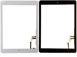 Chinese  For iPad 2 3 4 5 Air ipad mini 1 2 3 Touch Screen Digitizer Assembly with Home Button and 3M Adhesive Replacement manufacturers