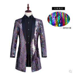 S-5xl Hot New Mens Clothing Singer Dj Gd Personality Fashion Flash Drill Suit Set Plus Size Nightclub Bar Costumes Formal Dress Suits