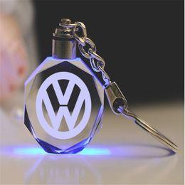 keyring engraving 2018 - Laser Engraved Crystal Keyring Car Keychain Most Popular Car Key Chain Universal Key Ring Audi Mercedes Benz For Most 66
