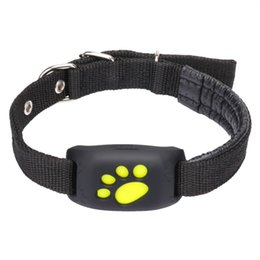 $enCountryForm.capitalKeyWord NZ - Smart Pet GPS Tracker Dog Cat Collar Water-Resistant GPS Callback Function USB Charging GPS Trackers For Universal Dogs