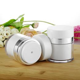 $enCountryForm.capitalKeyWord Canada - 15 30 50G Luxury Airless Face Cream Jars Travel Plastic Acrylic Empty Cosmetic Containers15 30 50ML Vacumm Jar Bottles