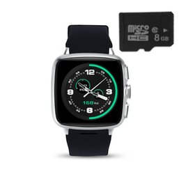 $enCountryForm.capitalKeyWord Australia - Smart Watch Smartwatch Original Android Clock Phone Z01 Heart Rate Health Monitor Camera WIFI GPS Bluetooth Support SIM TF Card