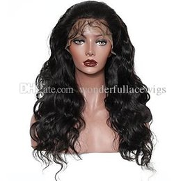 $enCountryForm.capitalKeyWord Australia - Synthetic Wig Wavy Natural Body Wave Middle Part Dark Roots Ombre Hair High Quality Fashion Black-Blonde Women's Capless Natural Wigs L