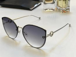 hipster eye glasses 2019 - 2018 Brand Sunglass For Ladies and Girls Big Frame Cat Eye Fashion Hipster Sunglasses Elegant Stylish Sunglass Luxury Su