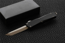 tactical knives 2019 - Free shipping High quality MIKER MINI Combat Troodon Knife Blade:D2 Handle:Aluminum,Outdoor camping hunting knives EDC T