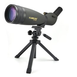 Discount visionking telescopes - with Tripod Visionking 30-90X90 Telescope Angled Waterproof Spotting Scope Outdoor Hiking Bird Watching Portable HD Mono