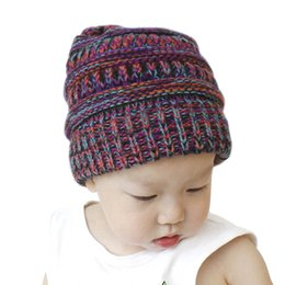 thanksgiving beanie babies 2018 - Wholesale 8 Styles Colors-Mixed CC Icon Hats Baby Girls Boys Beanies Kids Brand Fitted Hat Luxury Polo Hats Skull Caps B