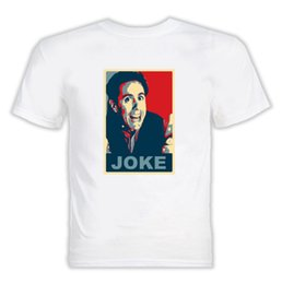 f13caf9ce Jerry T Shirt Australia - Jerry Seinfeld Joke Hope Parody T Shirt funny  100% Cotton