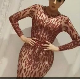 $enCountryForm.capitalKeyWord Australia - Evening dress Long Dress O-Neck Red Print Long Sleeve Sexy Dazzing Modern Customable All Sizes Cool Sexy Dazzling RufflS