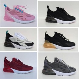 a1dd5d980fb8 Infant 270 Kids running shoes Black White Dusty Cactus 27c outdoor toddler  athletic boy   girl Children sneaker