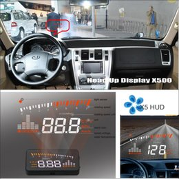 $enCountryForm.capitalKeyWord Australia - Car Information Projector Screen For Hyundai Terracan - Safe Driving Refkecting Windshield HUD Head Up Display