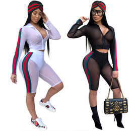 3514f2d7c7a Tracksuit Women Summer Two Piece Sets Short Sleeve Floral Print Crop Top  and Pants Sexy Ladies Streetwear Fashion Leisure Jogger Suit