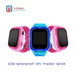 $enCountryForm.capitalKeyWord Australia - 2018 Kids Smart Watch SIM card IP67 Waterproof GPS WIFI Real-time Tracker With Camera GPS Smartwatch PK V6G Q100 for Child Baby