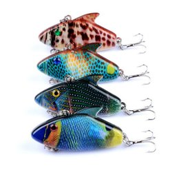 $enCountryForm.capitalKeyWord NZ - 4 Pcs lot Sinking Rattling Wiggler VIB Crankbaits Hard Fishing Lures Vibe Vibration Rattle Hooks for Sea Bass & Trout 5.5cm 7.9g