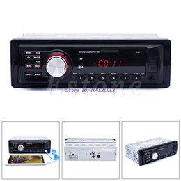 Usb Input Receiver NZ - Car Audio Stereo In Dash AM FM Aux Input Receiver SD USB MP3 Radio Player