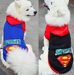 $enCountryForm.capitalKeyWord NZ - Big dogs, clothes, pets, supplies, large dogs, sweater, clothes, autumn and winter, new styles of gold and wool, clothes, hat and Superman.