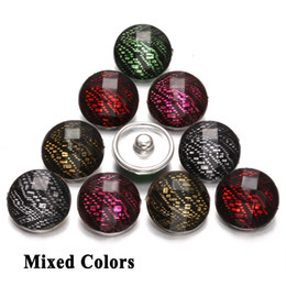 $enCountryForm.capitalKeyWord NZ - Interchangeable Jewelry Noosa Chunks Mixed Style 18mm Resin Snap Button Fit Snap Button Bracelets Bangles Necklace