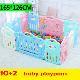 $enCountryForm.capitalKeyWord NZ - 10+2 Baby Playpens Outdoor Games Fencing Children Play Fence Kids Activity Gear Environmental Protection EP Safety Play Yard