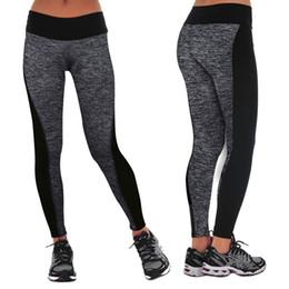 $enCountryForm.capitalKeyWord Australia - Women Compression Running Sports Pants Elastic Female Slimming Body Shaper Breathable Fitness Colth