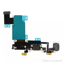 Iphone Plus Dock Connector Australia - 2018 50PCS USB Dock Connector Charger Charging Port Flex Cable for iPhone 6 6s 4.7inch 6 Plus 5.5inch free DHL