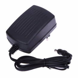ac dc adapter 9v 2a 2019 - AC 100-240V Converter Adapter DC 5.5mm x 2.5MM 9V 2A 2000mA Charger Switching Power Supply EU Plug
