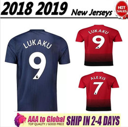 4d12528e0 2019 new man soccer jerseys 2018 LUKAKU POGBA MATIC MARTIAL football shirt  UtD MKHITARYAN Camiseta ZLATAN IBRAHIMOVIC RASHFORD maillot