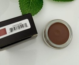 China HOT Pomade Medium Brown Waterproof Makeup Eyebrow Enhancers Pomade 4g Blonde Chocolate Dark Brown Ebony Auburn Soft Brown TALPE +gift cheap long chocolate suppliers
