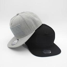 Gorra de snapback del béisbol de los hombres calientes Bandera de los EEUU  Sombrero del bordado 3D Sombrero de visera de los deportes Hip Hop  Sombreros ... 97acdb22565