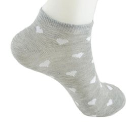 abc885370e6 Fairies tell Stylish 2017 Female 1 Pair Grey Cotton Casual Socks Warm  Winter Women Floor length sock for lady girls gift  555