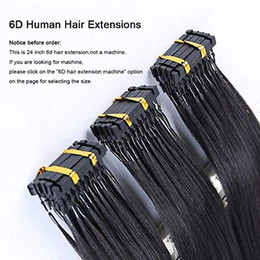 Blonde hair Brown highlights online shopping - Customized Color Available D Human Hair Extensions A Black Blonde Brown Ombre Highlight Strands gram set Can Be Styled With Iron