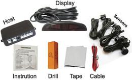 $enCountryForm.capitalKeyWord NZ - LED Parking Sensor Rader Bibi Sound Alarm Car Reversing Aid 4 Sensors Multiple Colors PZ300 LCD Parking Sensor In Stock ePacket