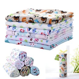 $enCountryForm.capitalKeyWord Canada - Cotton baby blanket for deep sleep baby shower holiday christmas gift stroller cover soft absorbent breathable