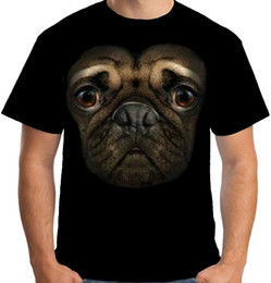 $enCountryForm.capitalKeyWord Canada - 2018 Summer Casual Man T Shirt Velocitee Mens Pug Face T Shirt Big Dog Face Printed T Shirts Men's Streetwear