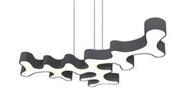 Lampe suspension en fer forgé moderne distributeurs en gros en