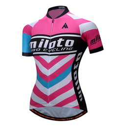 new 2018 Women Summer Cycling Jersey Breathale Mountain Bike Clothing Quick- Dry Racing MTB Bicycle Clothes Uniform Cycling Clothing f1725e950