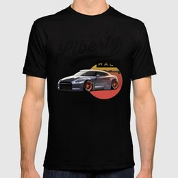 $enCountryForm.capitalKeyWord UK - 2018 new t shirt Nissan GT-R R35 Liberty Walk JDM Drift Japan Legendary Car shirt