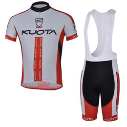 $enCountryForm.capitalKeyWord NZ - 2018 kuota Cycling Jerseys bib shorts set Bicycle Breathable sport wear cycling clothes Bicycle Clothing Lycra summer MTB Bike F2114